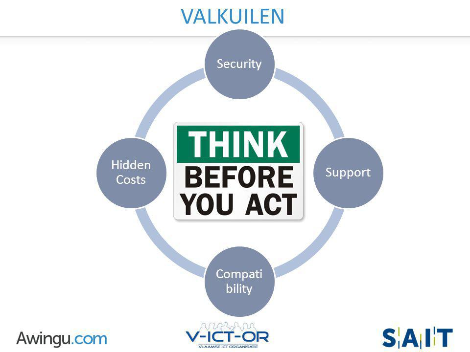 VALKUILEN Security Support Compatibility Hidden Costs