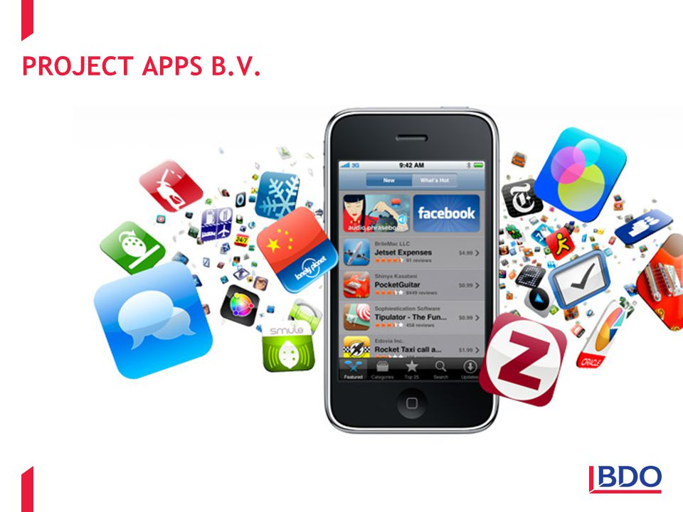 PROJECT APPS B.V.