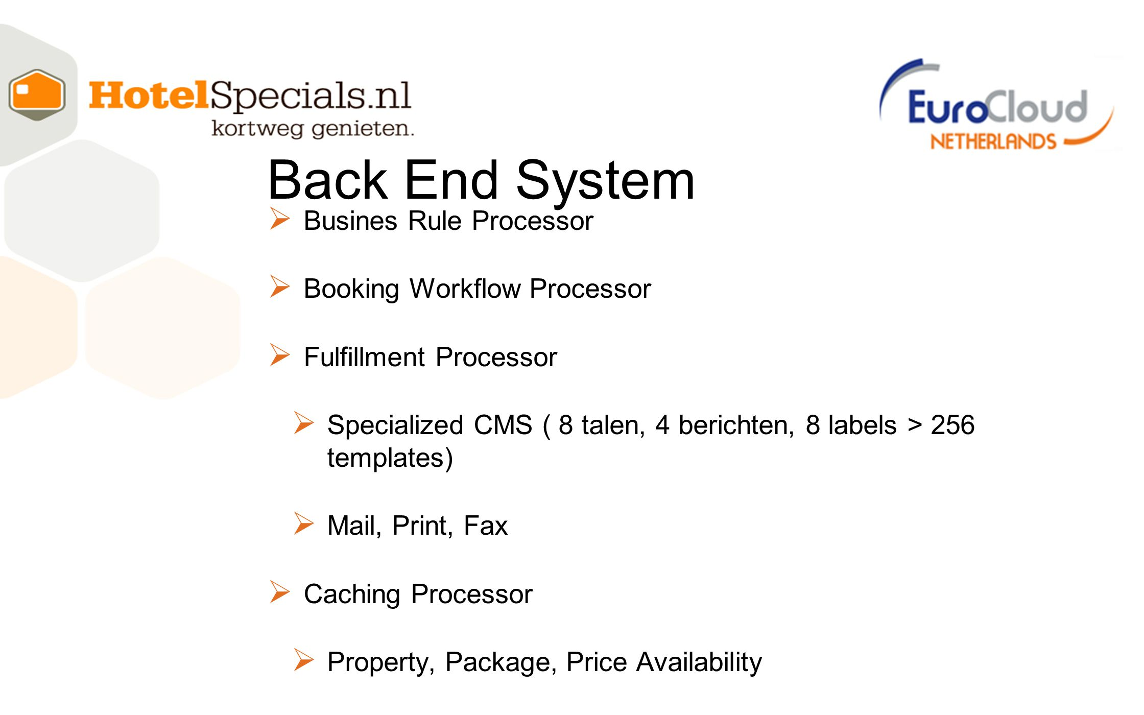 Back End System Busines Rule Processor Booking Workflow Processor