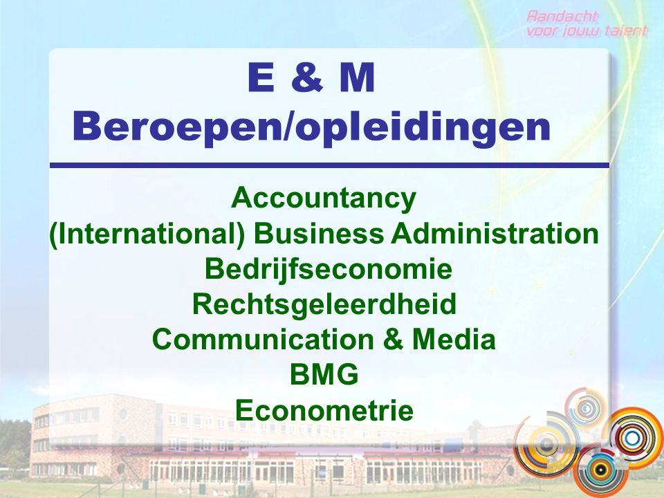 (International) Business Administration