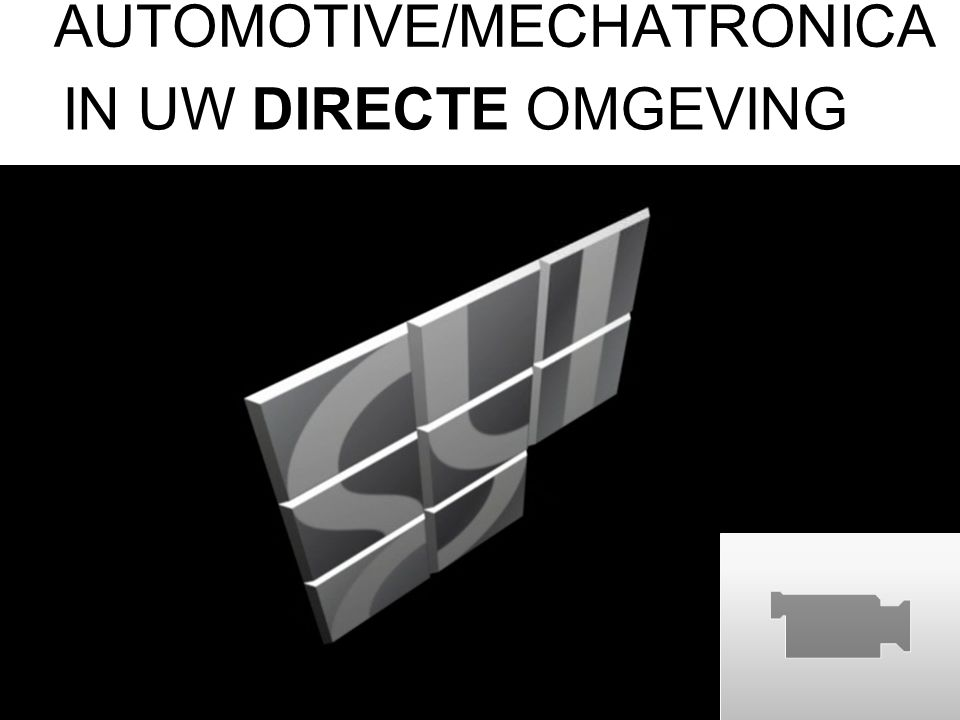 AUTOMOTIVE/MECHATRONICA