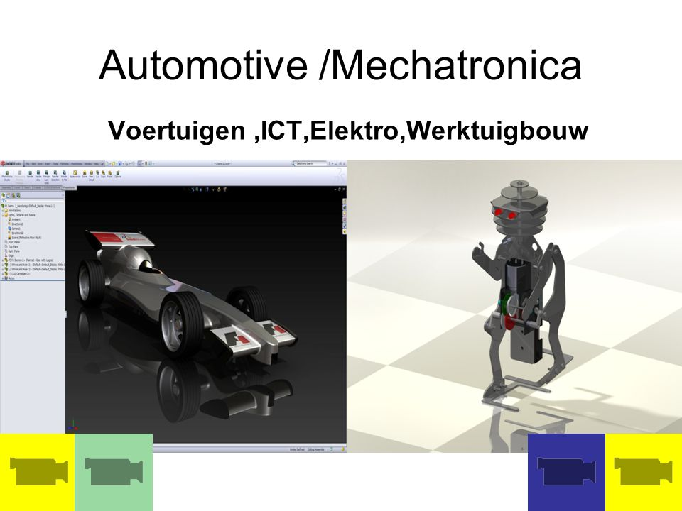 Automotive /Mechatronica