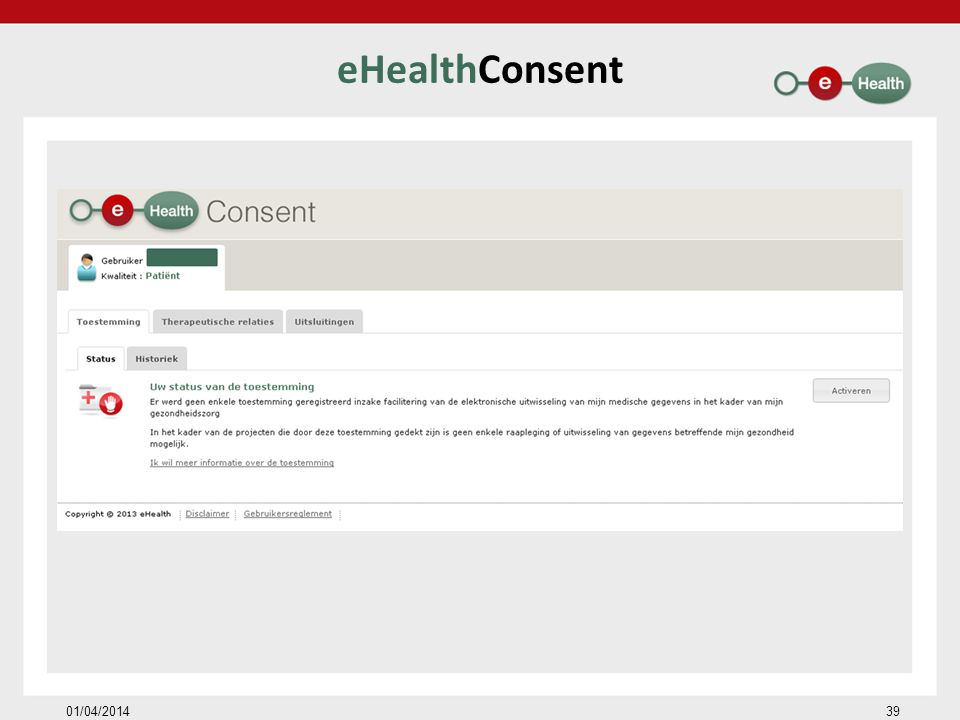 eHealthConsent 01/04/