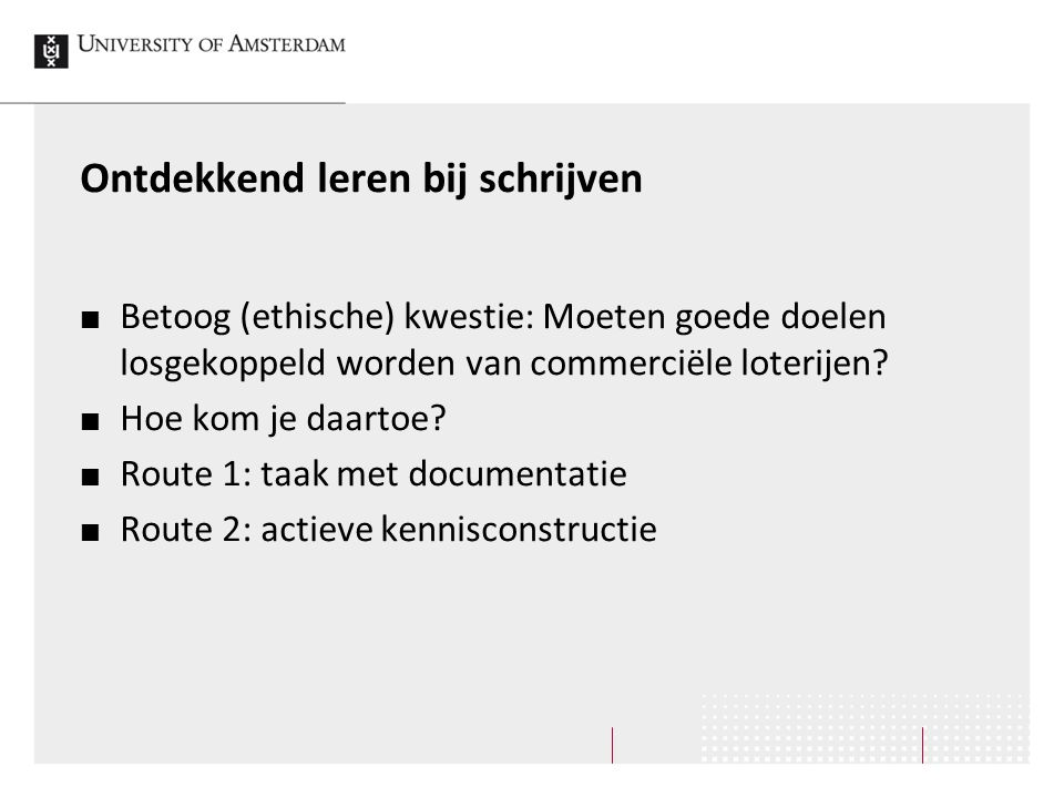 Beroemd HSN 2011 Academisch schrijven. - ppt download @RT73