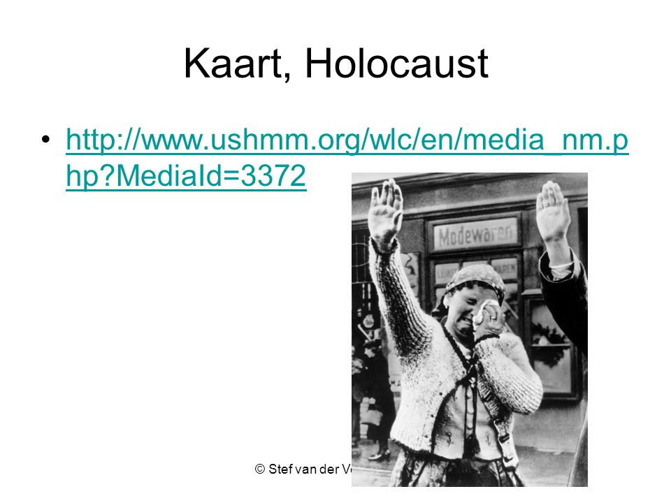 Kaart, Holocaust   MediaId=3372