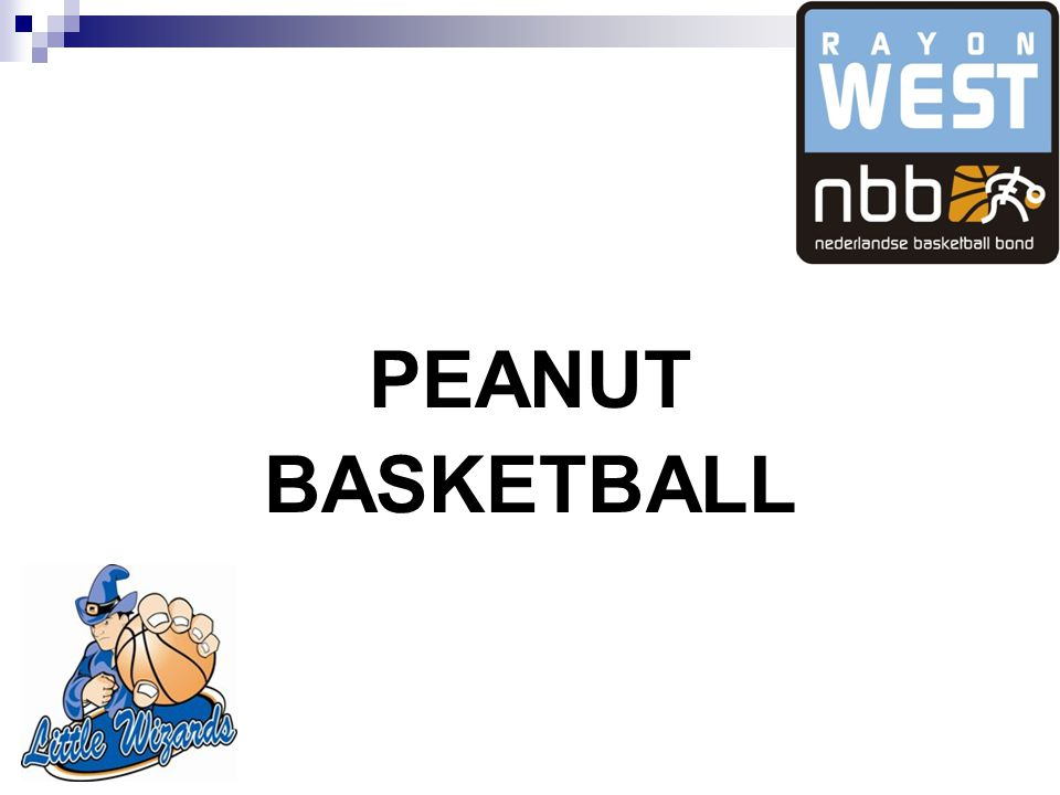 PEANUT BASKETBALL