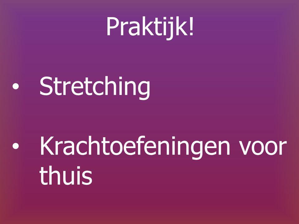 Uitzonderlijk Krachttraining in de praktijk - ppt download &TW56