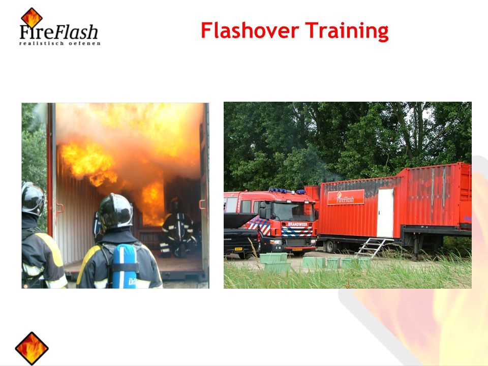 Flashover Training