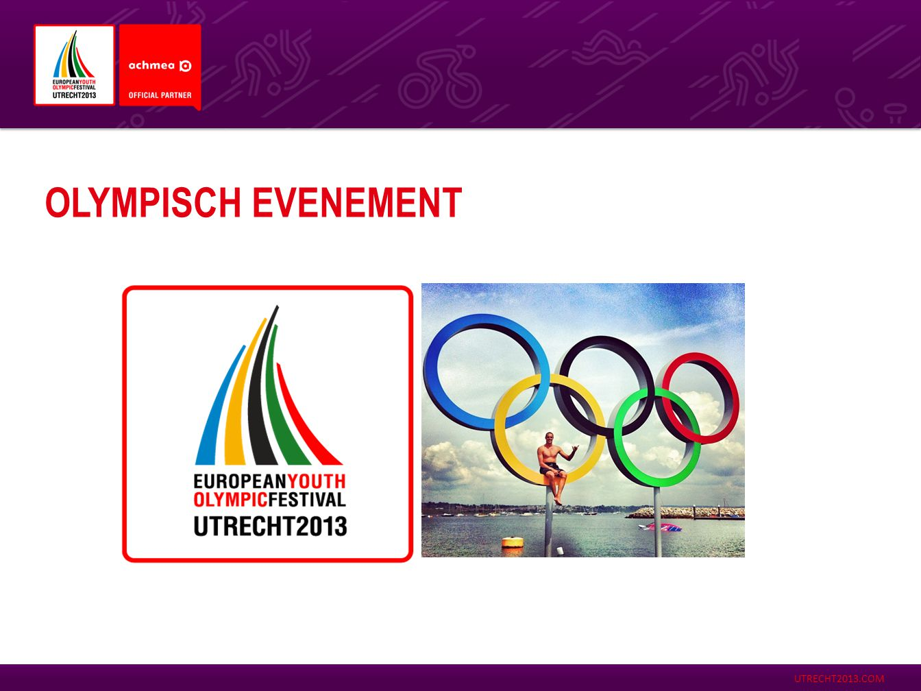 Olympisch evenement - Olympisch evenement