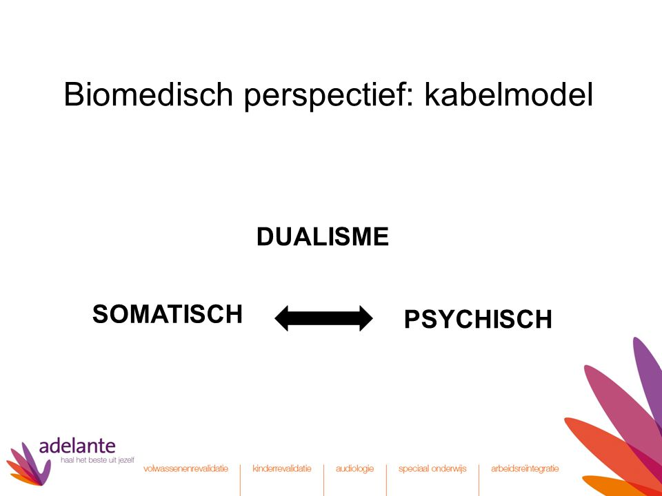 Biomedisch perspectief: kabelmodel