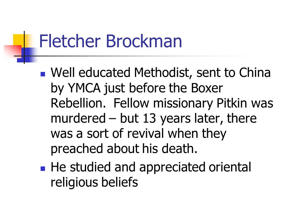 Module 9 Lesson 9 Fletcher Brockman.