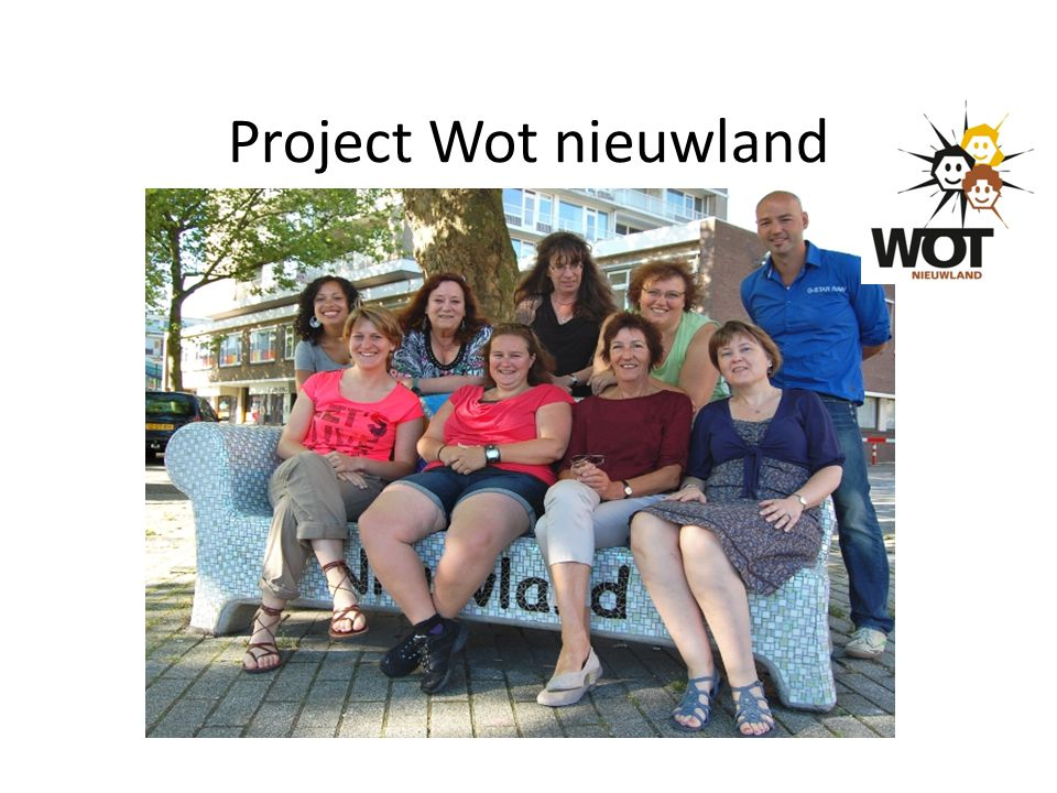 Project Wot nieuwland