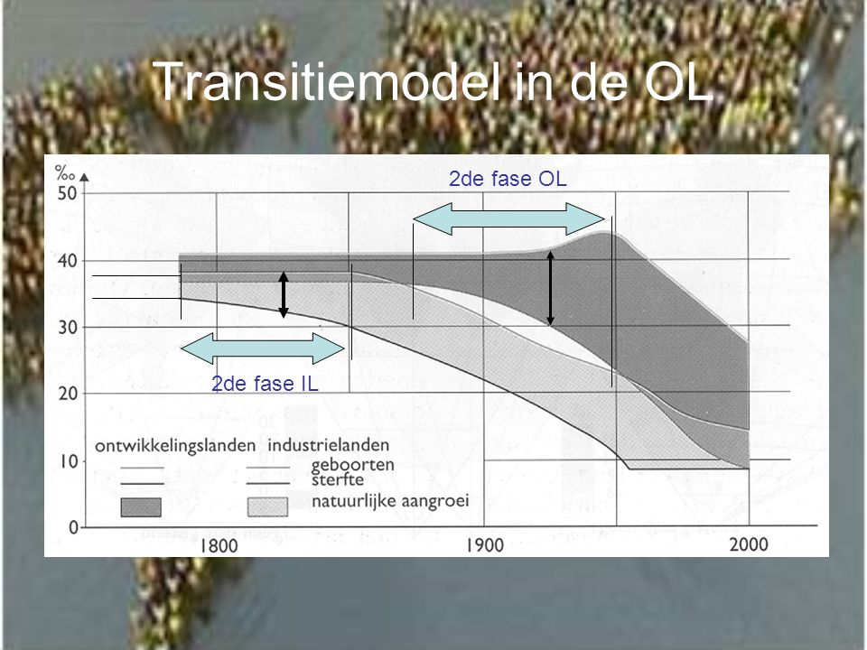 Transitiemodel in de OL