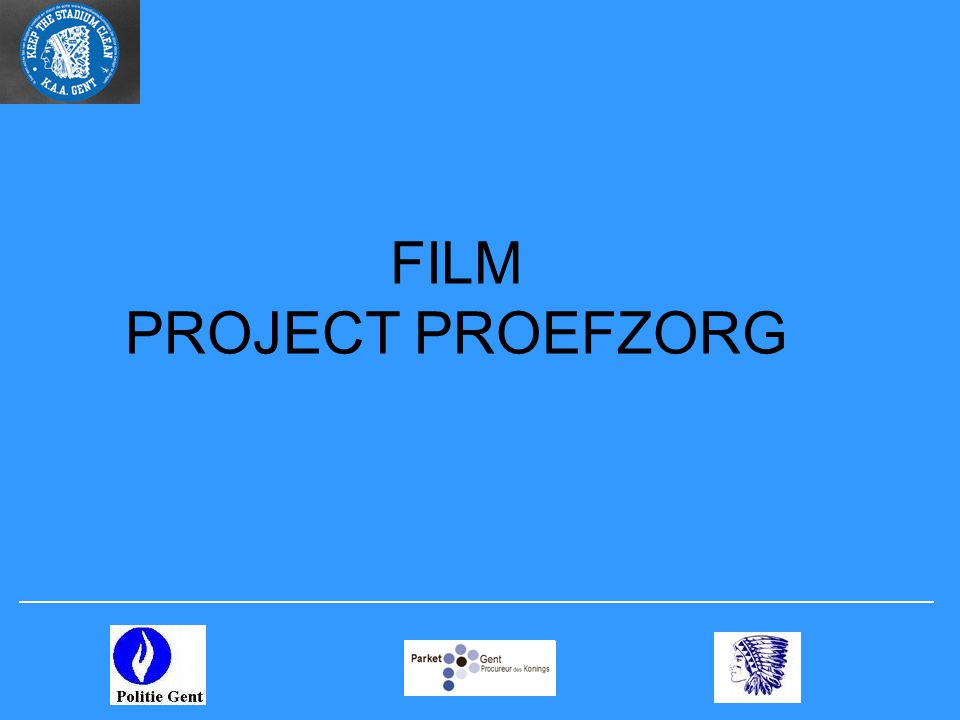 FILM PROJECT PROEFZORG