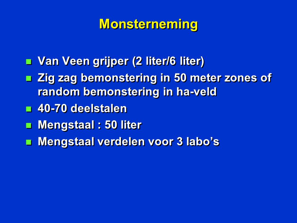 Monsterneming Van Veen grijper (2 liter/6 liter)