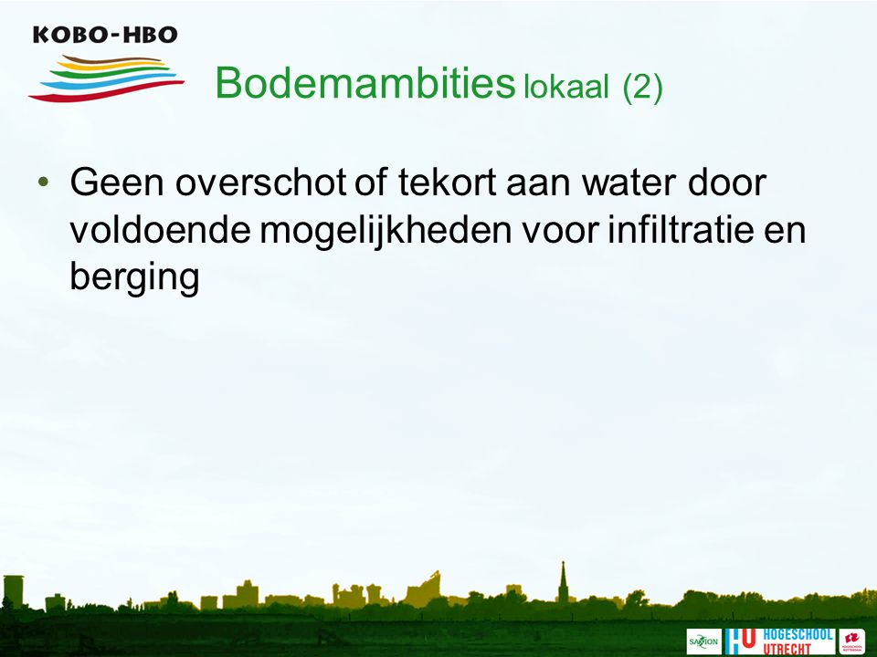 Bodemambities lokaal (2)