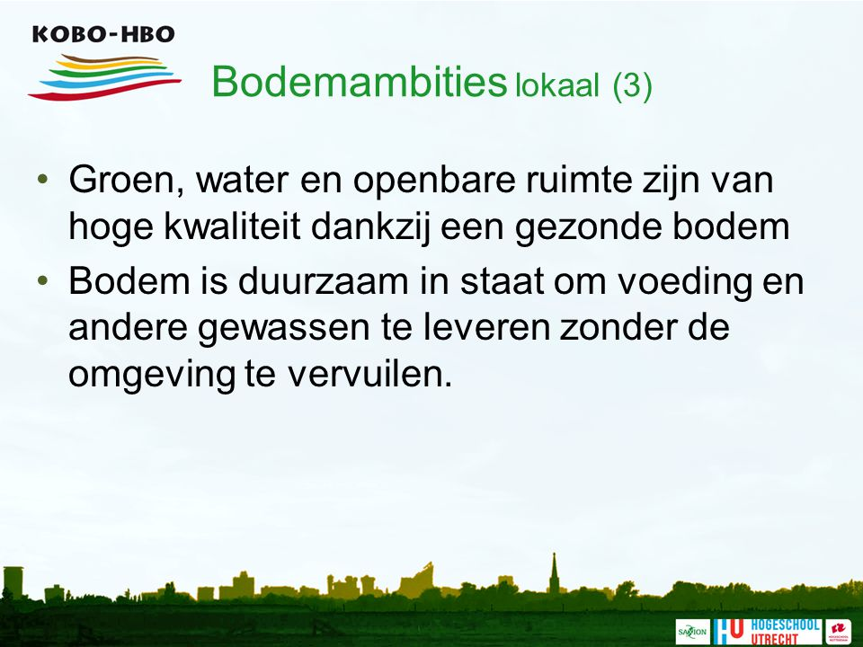 Bodemambities lokaal (3)