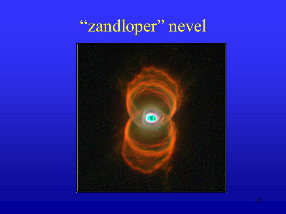 zandloper nevel