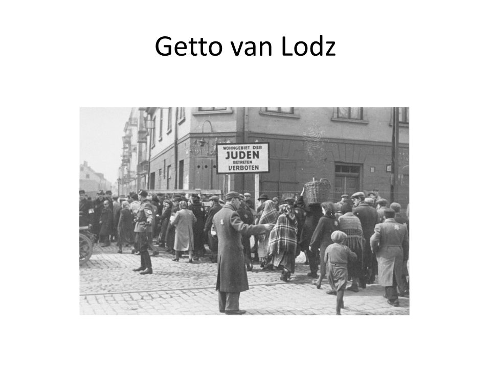 Getto van Lodz