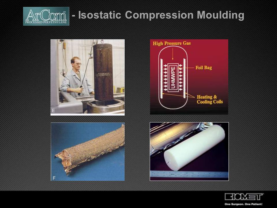 ArCom - Isostatic Compression Moulding