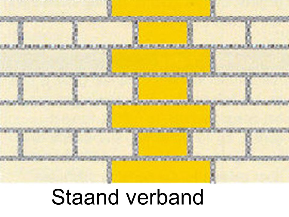 Staand verband