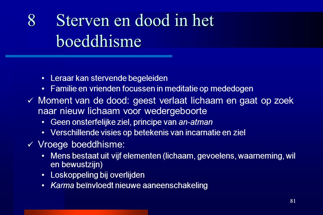 Fabulous Omgaan met sterven en dood in de wereldgodsdiensten - ppt download &ER64
