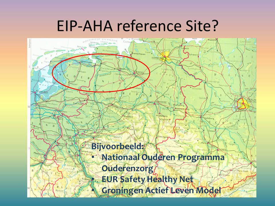 EIP-AHA reference Site