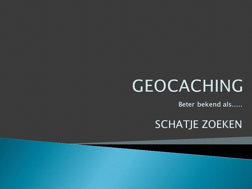 Verbazingwekkend Beter bekend als..... SCHATJE ZOEKEN - ppt download ZT-91