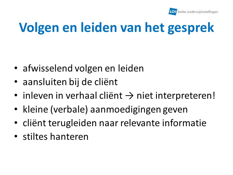 competenties toegepaste psychologie