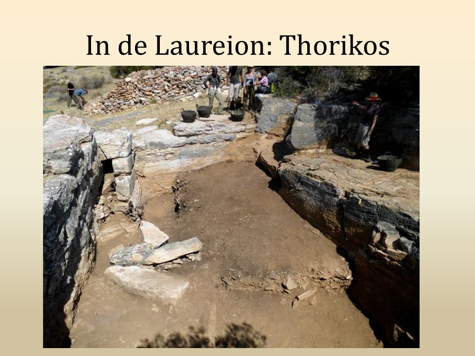 In de Laureion: Thorikos