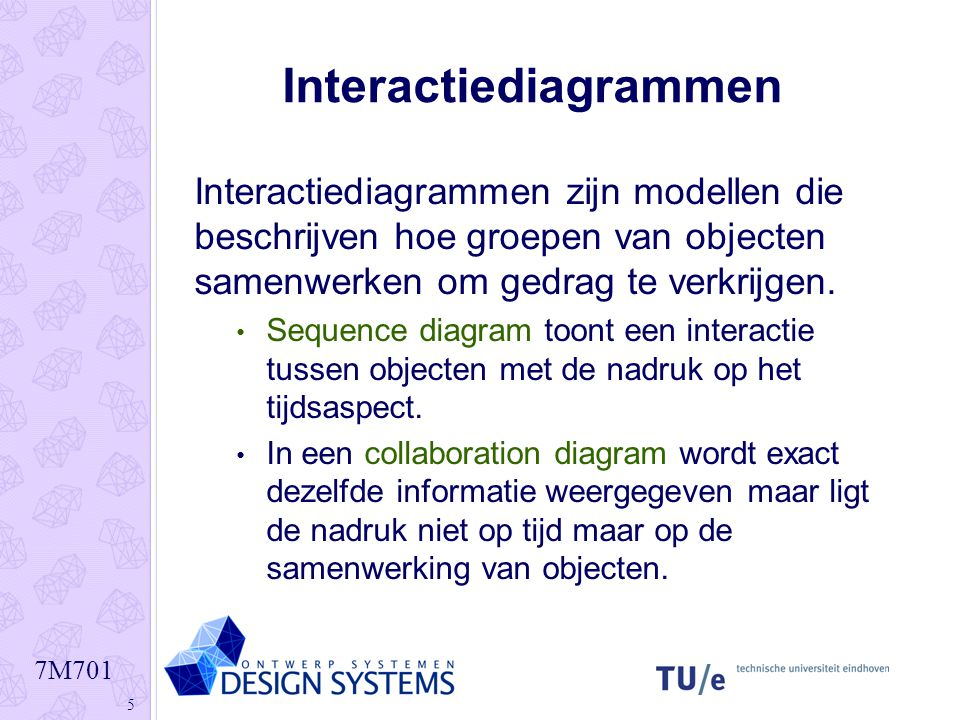 Interaction diagrams sequence diagram ppt download 5 interactiediagrammen ccuart Images