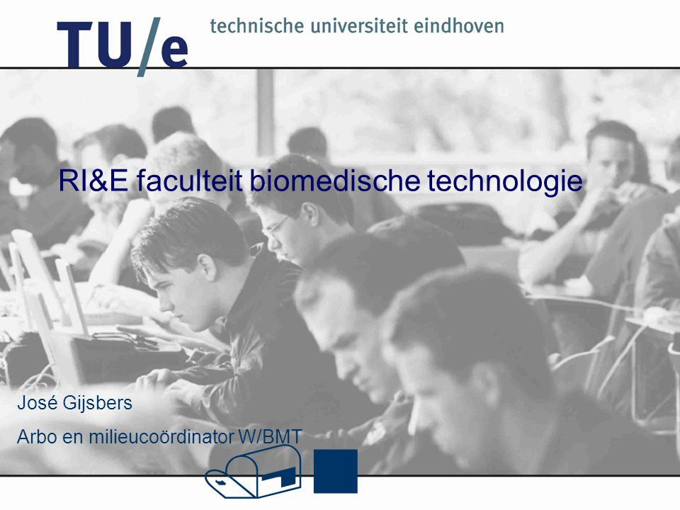 RI&E faculteit biomedische technologie