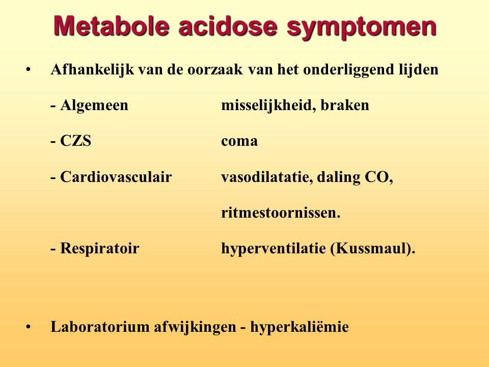 oorzaken metabole alkalose - ppt video online download