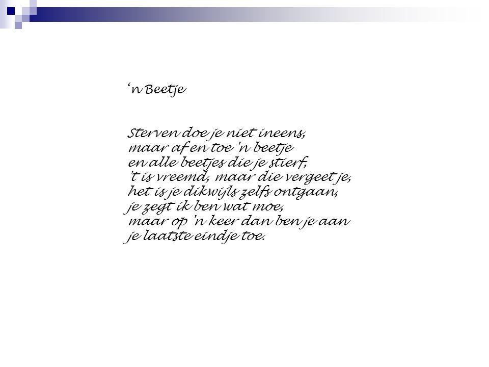 Vaak Beroemd Gedicht Muziek Toon Hermans #SDB69 - AgnesWaMu @GJ55