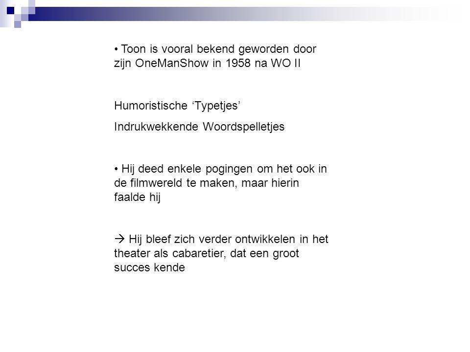 Onwijs Toon Hermans. - ppt download RF-77