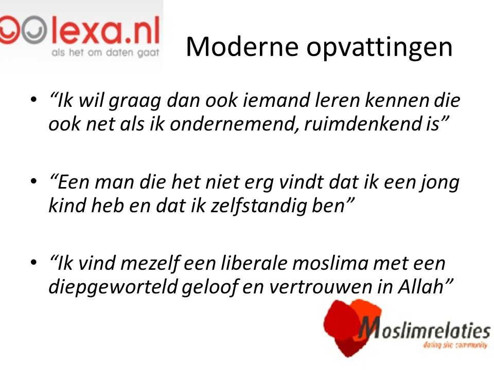 Inleiding voor dating website