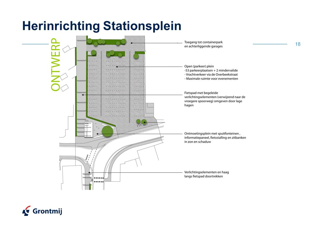 Herinrichting Stationsplein