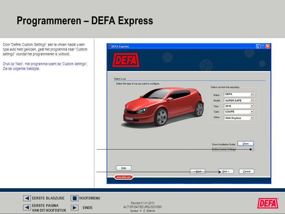 Autorisatiecursus Voor Montage Defa Dvs90 Alarm Ppt Download