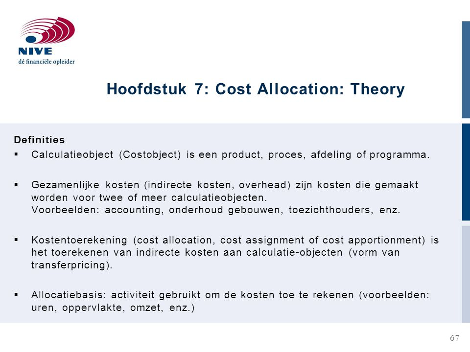 theory of cost pdf download