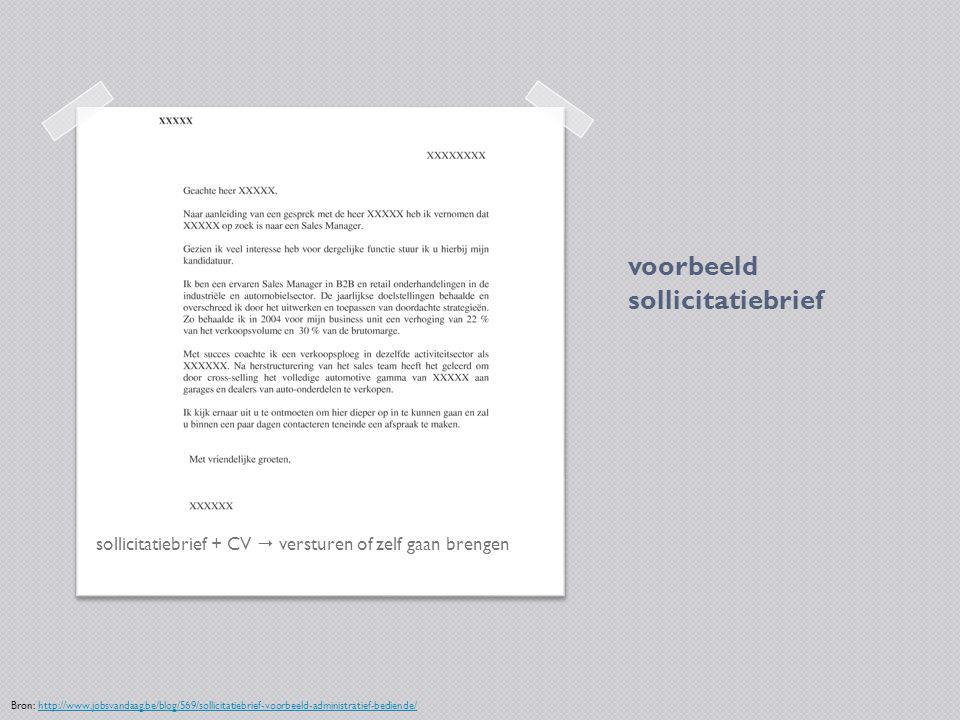 spontane sollicitatiebrief voorbeeld Op stap met m'n diploma! Bron:   ppt download spontane sollicitatiebrief voorbeeld