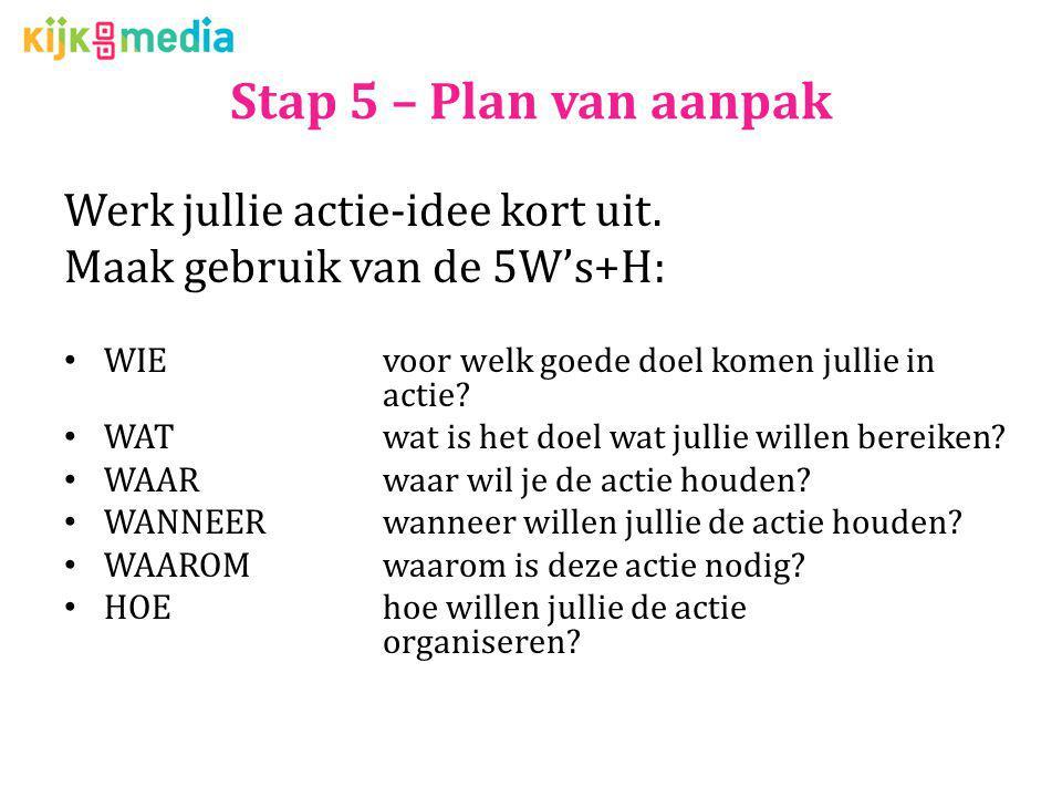 plan van aanpak doel Les 5 – Goed doen ppt video online download plan van aanpak doel