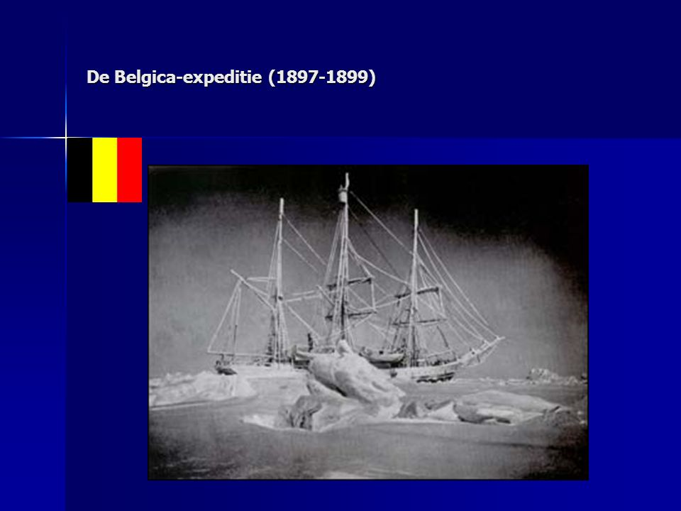 De Belgica-expeditie ( )