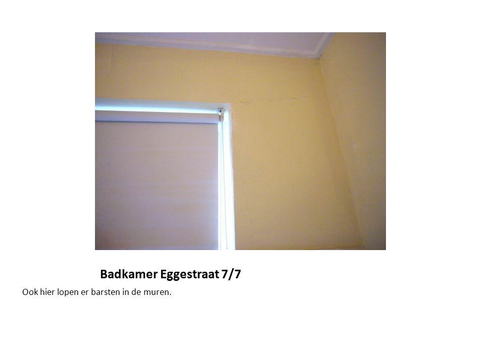 Badkamer eggestraat 7 7 het rolgordijn in de badkamer ziet er uit