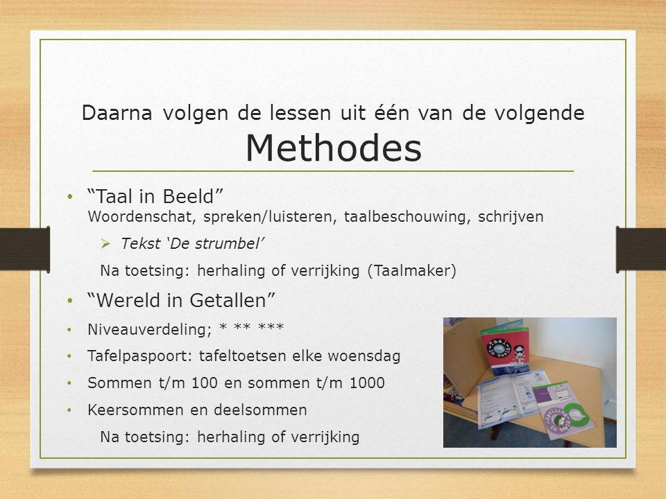 Geliefde Uitzonderlijk Taal In Beeld Woordenschat XS59 | Belbin.Info @DB76
