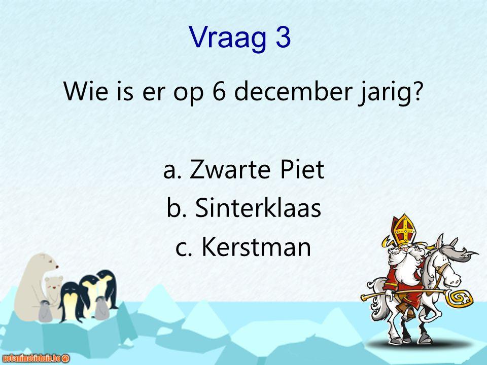 wie is er jarig in december Winterquiz De ijskoude.   ppt download wie is er jarig in december